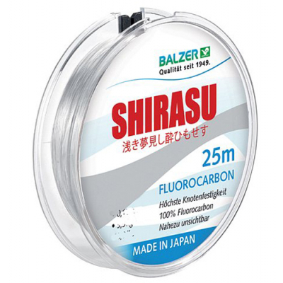 balzer Shirasu Fluorocarbon 12092 030