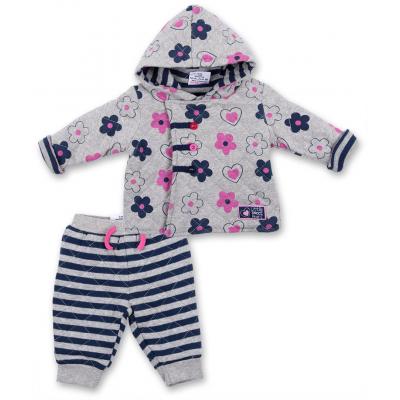 luvena fortuna для девочекв комплекте со штанишками EAD6513.9-12