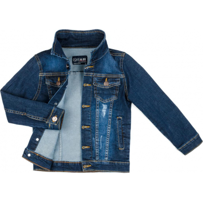 breeze джинсовая 20057-140B-blue