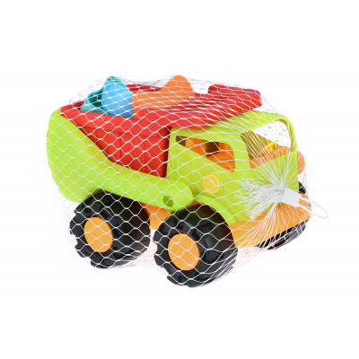 same toy 6 ед Грузовик Зеленый 988Ut-2