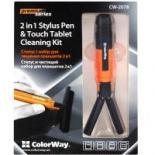 Универсальный чистящий набор ColorWay і стилус 2 в 1 Фото