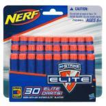 Игрушечное оружие Hasbro Нерф Патроны Элит, 30 шт Фото