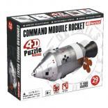 Пазл 4D Master Командный модуль ракеты Фото