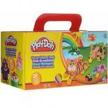 Набор для творчества Hasbro Play-Doh Пластилин 20 баночек Фото