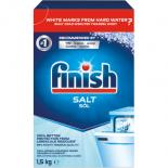 Средство для мытья посуды Finish соль для посудомоечных машин 1,5 кг Фото