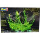 Сборная модель Revell Пиратское судно-призрак Ghost ship with night colo Фото