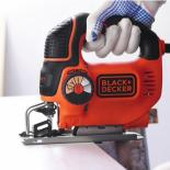 Электролобзик BLACK&DECKER KS801SE Фото 2