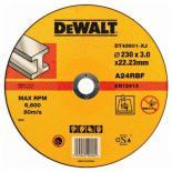Диск DeWALT отрезной по металлу, 230х3.0х22.2мм. Фото
