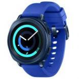Смарт-часы Samsung R6000 ZBA (Blue) Gear Sport Фото