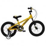 """Детский велосипед Royal Baby BULL DOZER 16"""", желтый Фото"""