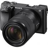 Цифровой фотоаппарат SONY Alpha 6300 kit 18-135 Black Фото