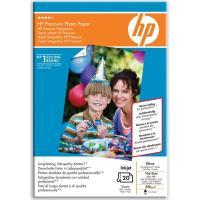 Бумага HP 10x15 Premium Photo Paper glossy Фото