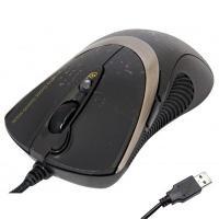 Мишка A4tech F4 black Фото