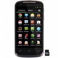 Мобильный телефон GIGABYTE GSmart GS202+ Black (Brown) Фото