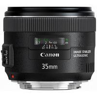 Об'єктив Canon EF 35mm f/2.0 IS USM Фото