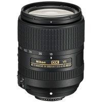 Об'єктив Nikon 18-300mm f/3.5-6.3G ED AF-S DX VR Фото