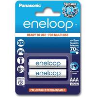 Аккумулятор Panasonic Eneloop AAA 750mAh NI-MH * 2 Фото