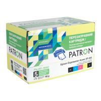 Комплект перезаправляемых картриджей PATRON Epson XP-600/ 700/ 800 Фото