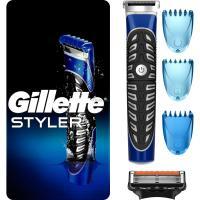 Бритва Gillette Fusion ProGlide Styler с кассетой+3 насадки для бо Фото