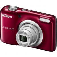 Цифровой фотоаппарат Nikon Coolpix A10 Red Фото