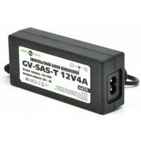 Блок питания для систем видеонаблюдения GreenVision GV-SAS-T 12V4A (48W) Фото