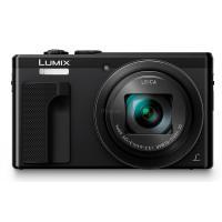 Цифровой фотоаппарат PANASONIC LUMIX DMC-TZ80 Black Фото