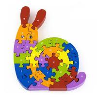 Пазл Viga Toys 3D Улитка Фото