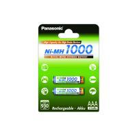 Аккумулятор Panasonic High Capacity AAA 1000 mAh NI-MH * 2 Фото