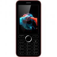 Мобильный телефон Viaan V241 Black-Red Фото