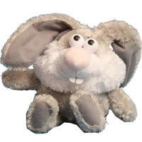 М'яка іграшка Chericole Кролик, который качается и смеется Фото
