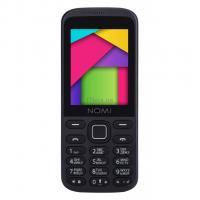 Мобильный телефон Nomi i244 Black-Red Фото