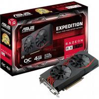 Видеокарта ASUS Radeon RX 570 4096Mb EXPEDITION OC Фото