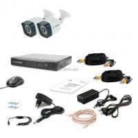 Комплект видеонаблюдения Tecsar 2OUT-3M LIGHT Фото