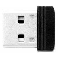 USB флеш накопичувач Verbatim 16GB Store 'n' Stay Nano Black USB 2.0 Фото