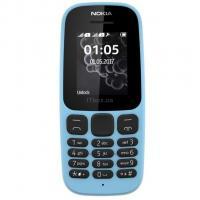 Мобильный телефон Nokia 105 SS New Blue Фото