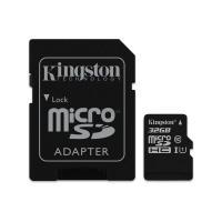 Карта памяти Kingston 32GB microSDHC class 10  UHS-I Canvas Select Фото