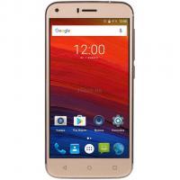 Мобильный телефон Bravis A506 Crystal Gold Фото