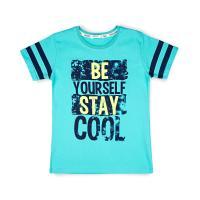 "Футболка детская Breeze ""Be yourself stay cool"" Фото"
