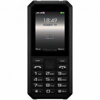 Мобильный телефон PRESTIGIO PFP1244 Muze F1 Duo Black Фото