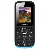 Мобильный телефон Maxcom MM128 Black-Blue Фото