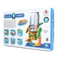 Конструктор Same Toy Робот-конструктор Экобот 6 в 1 на солнечной батаре Фото