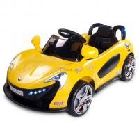 Электромобиль Caretero Aero Yellow Фото