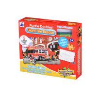 Пазл Same Toy Пожарная машина Фото