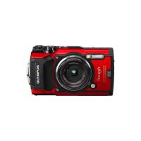 Цифровой фотоаппарат OLYMPUS TG-5 Red (Waterproof - 15m; GPS; 4K; Wi-Fi) + case Фото