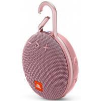 Акустическая система JBL Clip 3 Pink Фото