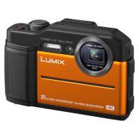 Цифровой фотоаппарат PANASONIC LUMIX DC-FT7EE-D Orange Фото
