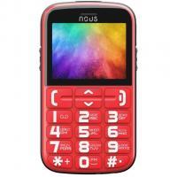 Мобильный телефон NOUS NS 2422 Helper Red Black Фото