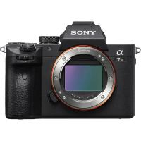 Цифровой фотоаппарат Sony Alpha 7 M3 body black Фото