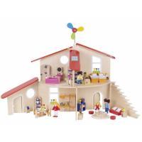 Игровой набор Goki Кукольный домик-конструктор Фото