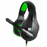 Наушники Gemix N1 Black-Green Gaming Фото